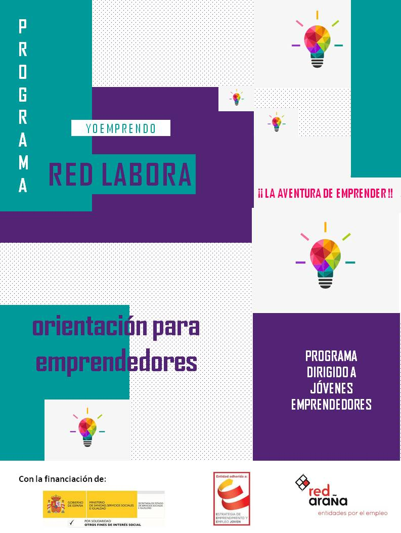 Img Yo Emprendo. Red Labora